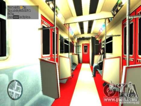 Train View for GTA 4