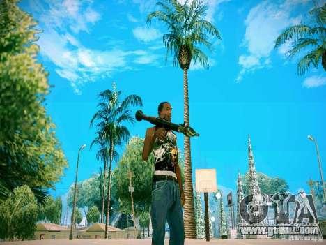 HD Pack weapons for GTA San Andreas third screenshot