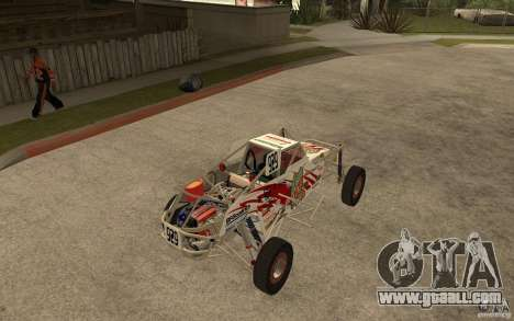 CORR Super Buggy 1 (Schwalbe) for GTA San Andreas right view