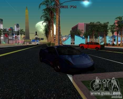 ENBSeries by Nikoo Bel v3.0 Final for GTA San Andreas sixth screenshot