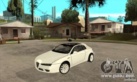 Alfa Romeo Brera for GTA San Andreas