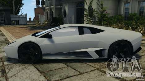 Lamborghini Reventon 2008 v1.0 [EPM] for GTA 4 left view