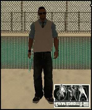 New reporter for GTA San Andreas second screenshot