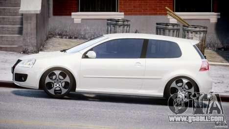 Volkswagen Golf GTI 2006 v1.0 for GTA 4 left view