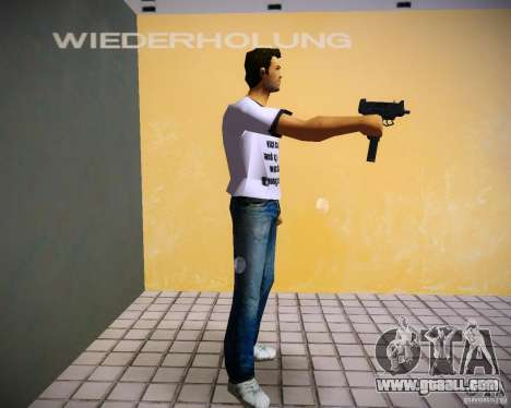 Pak weapons of GTA4 for GTA Vice City eighth screenshot