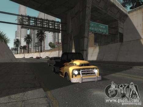 ENBSeries v 2.0 for GTA San Andreas third screenshot