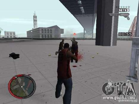 MASSKILL for GTA San Andreas forth screenshot