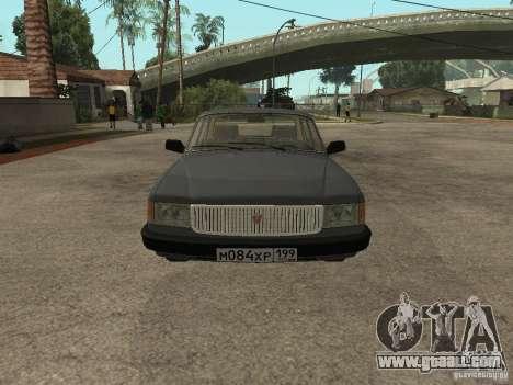 GAZ 31029 for GTA San Andreas left view