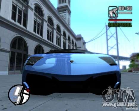 Enb series by LeRxaR for GTA San Andreas sixth screenshot