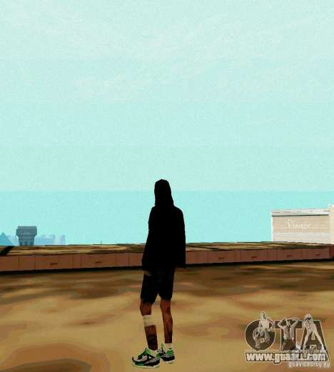 New Skin for GTA San Andreas second screenshot