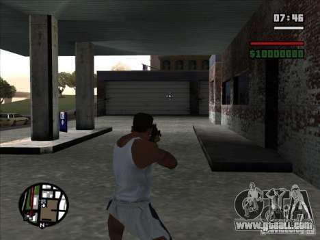 I AM Legend M4A1 for GTA San Andreas third screenshot