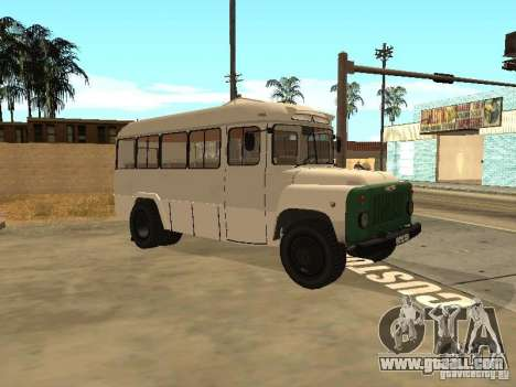 Kavz 685 for GTA San Andreas left view