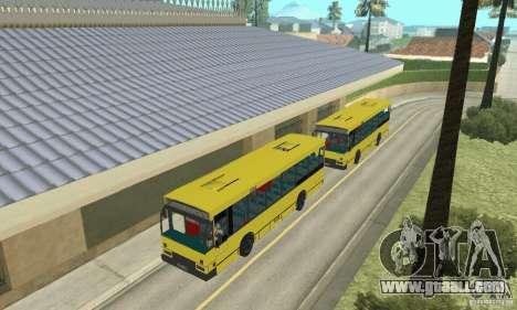 Den Oudsten Busen v 1.0 for GTA San Andreas back view