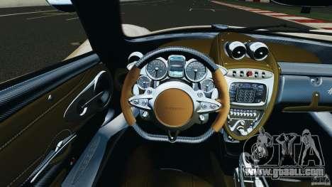 Pagani Huayra 2011 v1.0 [RIV] for GTA 4 engine