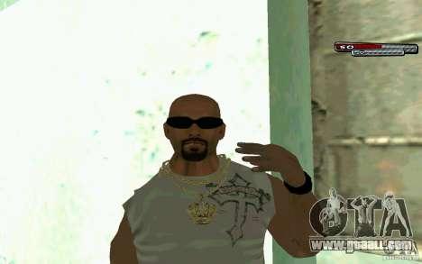 Mexican Drug Dealer for GTA San Andreas fifth screenshot