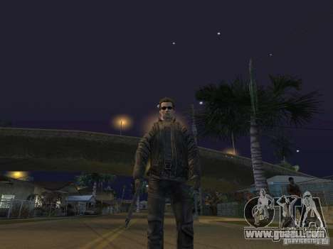 Terminator for GTA San Andreas forth screenshot