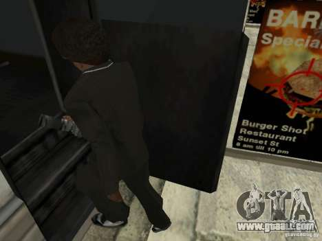 Bus line in Las Venturas for GTA San Andreas sixth screenshot