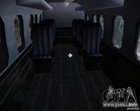 MI-8 for GTA Vice City inner view