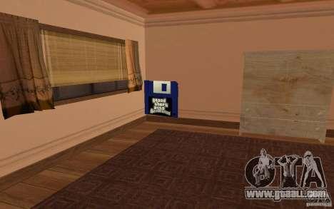 A Villa for GTA San Andreas seventh screenshot
