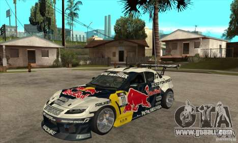 Mazda RX8 NFS Team Mad Mike for GTA San Andreas