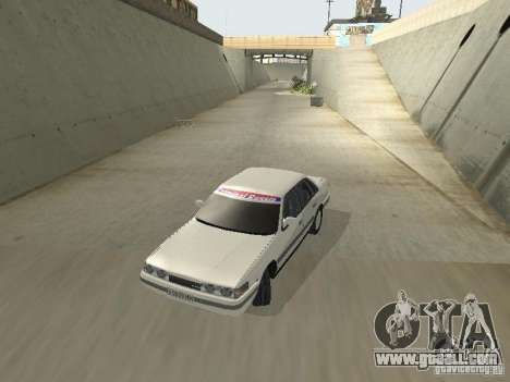 Mazda 626 for GTA San Andreas left view