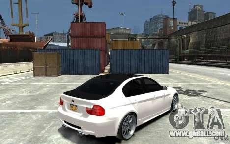 BMW 330i E60 Tuned 1 for GTA 4 right view