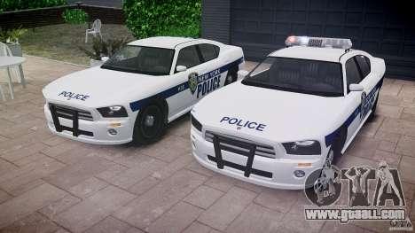 FIB Buffalo NYPD Police for GTA 4 bottom view