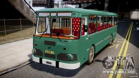 LIAZ 677 v2.0 for GTA 4