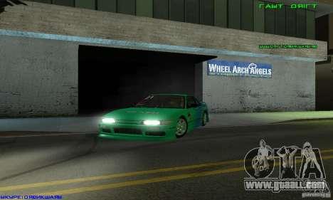 Nissan Silvia S13 Tunable for GTA San Andreas side view