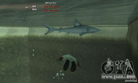 Shark Killer for GTA San Andreas