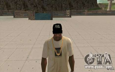 Cap fox for GTA San Andreas second screenshot