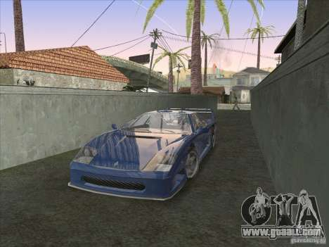 Los Angeles ENB modification Version 1.0 for GTA San Andreas second screenshot