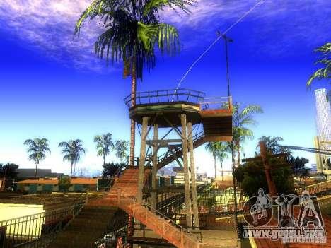 Base of Grove Street for GTA San Andreas third screenshot