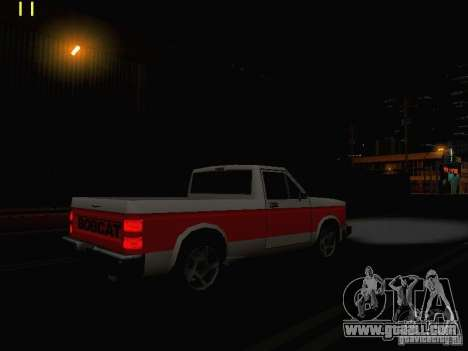 The New Graph By jeka_raper for GTA San Andreas ninth screenshot
