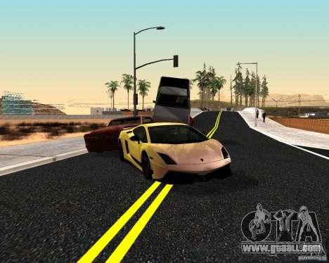 ENBSeries by Nikoo Bel v3.0 Final for GTA San Andreas forth screenshot
