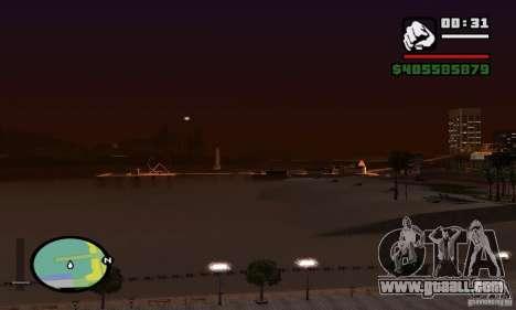0.075 ENBSeries (just water) for GTA San Andreas sixth screenshot