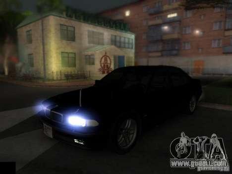 ENB Series v1.0 for GTA San Andreas second screenshot