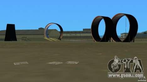 Stunt Dock V1.0 for GTA Vice City