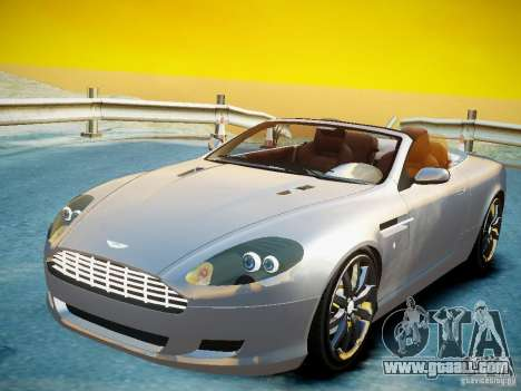 Aston Martin DB9 Volante v2.0 for GTA 4