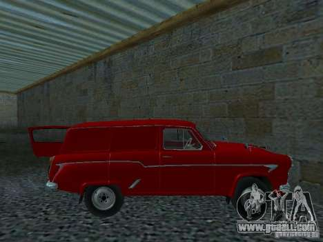 Moskvich 430 for GTA San Andreas left view