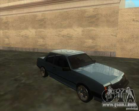 Opel Ascona C 1982 for GTA San Andreas right view