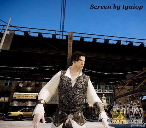 Assasins Creed 2 Young Ezio for GTA 4