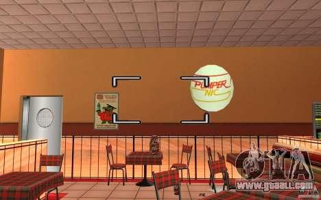 Pumper Nic Mod for GTA San Andreas sixth screenshot