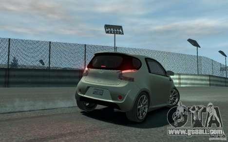 Aston Martin Cygnet 2011 for GTA 4 inner view