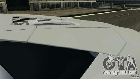 Lamborghini Reventon 2008 v1.0 [EPM] for GTA 4 interior