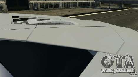 Lamborghini Reventon 2008 v1.0 [EPM] for GTA 4 interior
