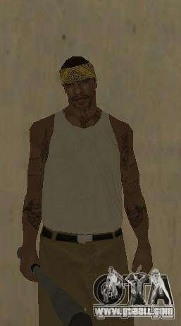 Los Santos Vagos (Skin pack) for GTA San Andreas third screenshot