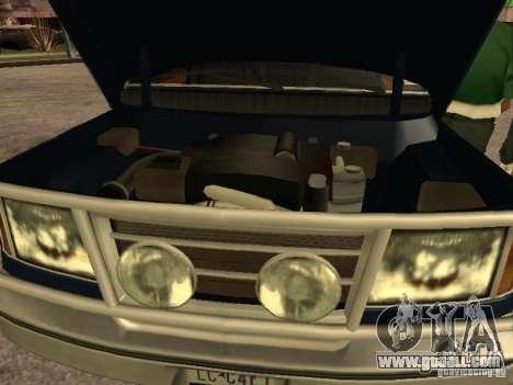 HD Columb for GTA San Andreas right view