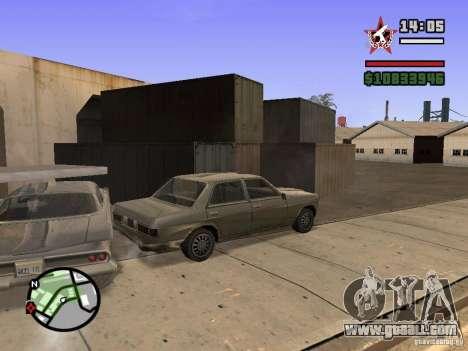 ENBSeries for GForce 5200 FX v3.0 for GTA San Andreas forth screenshot