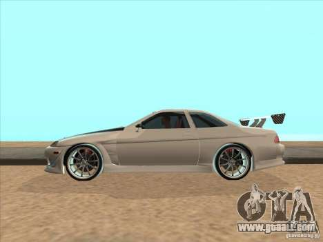Toyota Soarer (JZZ30) for GTA San Andreas right view